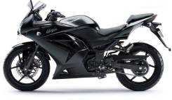 Kawasaki Ninja 250R, 2012