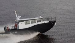 Морской алюминиевый всепогодный Катер Баренц 900 в Архангельске