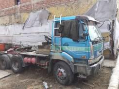 Грузовик тягач nissan diesel