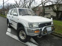 Порог кузовной Toyota Hilux Surf / Toyota 4Runner