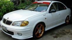 Порог кузовной Nissan Bluebird Sylphy / Almera