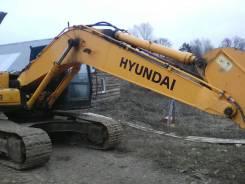 Hyundai R210LC-7, 2012