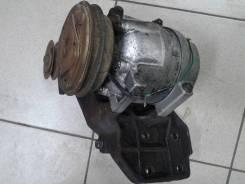 Компрессор кондиционера EF750/F17E б/у с кронштейном