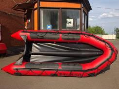 Лодка квик сильвер 430