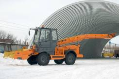 Завод ДМ DM09. Снегоуборочная машина DM09, 6 000куб. см.
