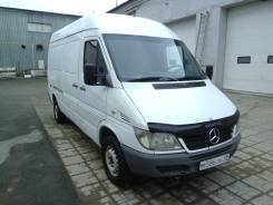 Mercedes-Benz Sprinter. Mersedes-Benz Sprinter, 2 000 куб. см., 1 500 кг., 4x2