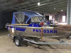 """Моторная лодка """"Салют-430"""""""