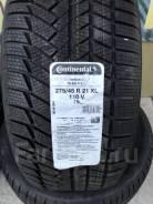 Continental WinterContact TS 850 P, 275/45R21 110V, 315/40R21 115V Mercedes-Benz GLE Coupe и BMW X5
