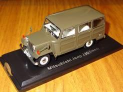 Модель Mitsubishi Jeep J30, 1961,1:43, металл, в боксе