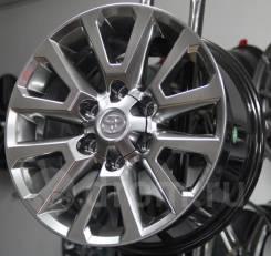 Новые диски R17 6/139,7 Toyota