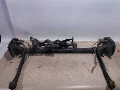 Балка со ступицами Nissan Cefiro A33 VQ20DE, задняя [74359]