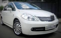 Бампер. Nissan Tiida Latio, SC11, SJC11, SNC11 Nissan Tiida, C11, JC11, NC11, C11X HR15DE, MR18DE