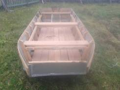Продам дюралевую моторную лодку