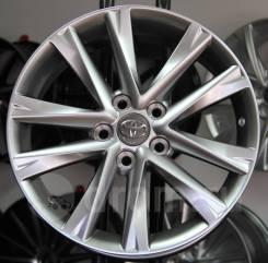 [r20.store] Новые диски R17 на Toyota Camry RAV4 Corolla