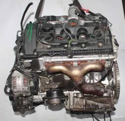 Двигатель BMW N62B36 N62B36A V8 3.6 литра 272 лс на BMW E65 E66