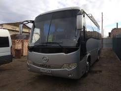 HIGER KLQ 6840, 2007. Продается автобус KLQ 6840, 33 места, С маршрутом, работой. Под заказ