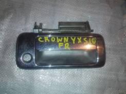 Ручка передней двери (наружняя) Toyota Crown в новосибирске