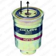 Фильтр Топл Диз Delphi арт. hdf526