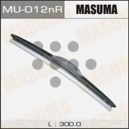"""Дворник """"Masuma"""" 12"""", Бескаркасный Rhd (300мм) Masuma арт. MU-012nR"""