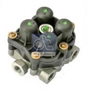 Клапан Защитный Четырехконтурный Diesel Technic арт. 5.70176
