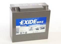 Аккумулятор Moto Gel 16 (20h)Ah 100a 180x75x165 Полярность Etn 0 Токовыводы M11 EXIDE арт. GEL1216