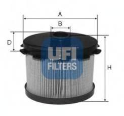 Фильтр Топливный Citroen Fiat Peugeot UFI арт. 2668800