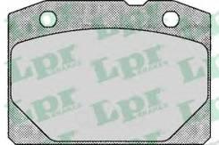 Комплект Тормозных Колодок 05p127 Lpr арт. 05P127