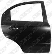 Дверь Задняя Chevrolet Aveo T250 05-11 4d/Ravon Nexia R3 16- Rh Sat арт. ST-CVA5-041-1, правая