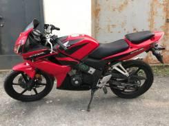 Honda CBR 125, 2007