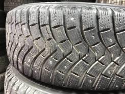 Michelin Latitude X-Ice 2. Зимние, шипованные, 2011 год, 10%, 4 шт