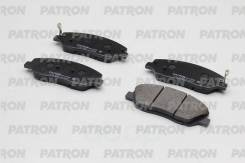 Колодки Тормозные Дисковые Передн Hyundai: Santa Fe 07-09 / Kia: Sorento 09- (Произведено В Корее) Patron арт. PBP1379KOR