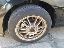 "Брендовые Легкие колёса Enkei Rivazza Danlop 185/60 R15 4*100. 6.5x15"" 4x100.00 ET40 ЦО 70,0мм."