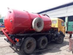 Вакуумная цистерна на КО-505 Камаз для ассенизаторов