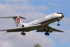 Самолет Ту-134 А-3 1978