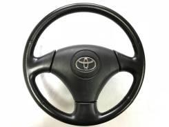 Оригинальный кожаный обод руля Toyota / Lexus