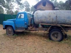 ГАЗ 53. Ассенизаторская машина Газ 53, 4 500куб. см.