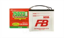 Аккумулятор Fb Super Nova Ёмкость 65 Ah, Пусковой Ток 620 А, 230x169x225 Furukawa арт. 75D23R