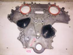 Лобовина двигателя. Infiniti: FX45, G35, FX35, M45, M35 Nissan: Skyline, 350Z, Fairlady Z, Elgrand, Stagea, Fuga VQ35DE, VQ35HR, VQ25DE