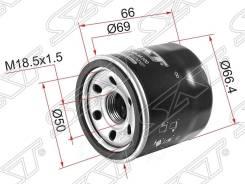 Фильтр Масляный Hyundai Solaris 1.4 17-/Subaru Forester 2,0/2,5 97-/Impreza 1,5/2,0 93-/Legacy 91- Sat арт. ST-15208-AA100
