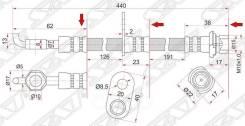 Шланг Тормозной Передний (Таиланд) Toyota Lite/Townace Noah 4wd 96-98 Lh Sat арт. ST-90947-02906, левый