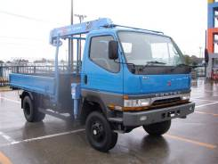 Mitsubishi Fuso Canter. Mitsubishi Canter 4WD Мостовой!, 4 600куб. см., 4x4. Под заказ