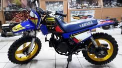 Yamaha PW. 50куб. см., исправен, без птс, с пробегом