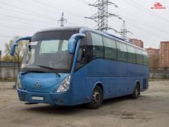Shuchi. Пассажирский автобус YTK6126, 49 мест