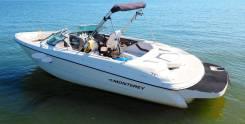 Продам редкий в России катер Monterey FS214 montura BR 2005года, обмен