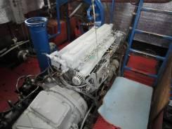 Судовой двигатель 3Д6