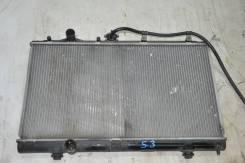 Радиатор охлаждения двигателя. Mitsubishi Lancer Evolution