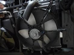 Радиатор основной HONDA HRV 2003 [15904]