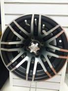 Диски ITP SS316 Wheel Black/Machined 12x7 - 2+5 Offset - 4/4