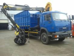КамАЗ 53215 ломовоз, 2021