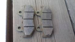 Тормозные колодки дисковые оригинал б. у. Япония на мопед Lead 100